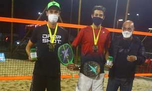 Ralff Abreu é vice-campeão em Búzios (RJ)