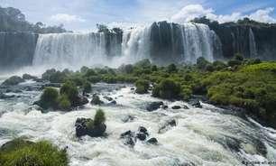 Estrada ameaça Parque Nacional do Iguaçu