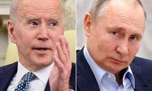 Joe Biden diz que irá alertar Putin sobre 'linhas vermelhas'