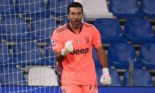 Buffon descarta aposentadoria, se aproxima de retorno ao Parma e sonha com a Copa do Mundo de 2022