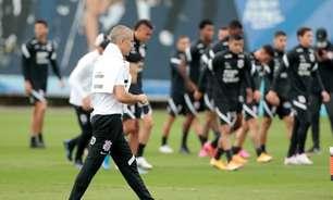 Após folga no domingo, Corinthians retomará treinos para maratona pelo Campeonato Brasileiro