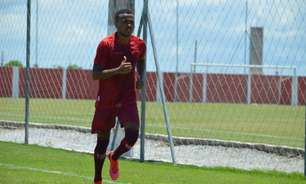Atacante do CRB Erik quer clube embalado no segundo semestre da temporada