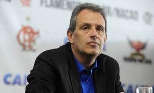 Vice-presidente do Flamengo celebra chegada de novo patrocinador e alfineta a CBF