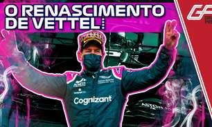 GP às 10: Mais leve, Vettel supera fase de adaptação e começa a brilhar na Aston Martin