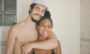 Danilo Mesquita assume namoro com Domenica Dias, filha de Mano Brown