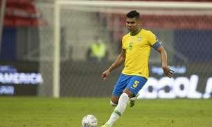 Casemiro e Everton Ribeiro destacam mentalidade vencedora do Brasil diante da Venezuela