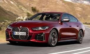 BMW revela nova geração do Série 4 Gran Coupé