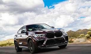 BMW X6 M Competition chega ao Brasil por quase R$ 1 milhão