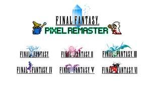 Seis primeiros Final Fantasy vão ganhar coleção remasterizada