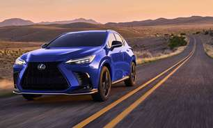 Lexus apresenta 1º modelo híbrido plug-in de sua história
