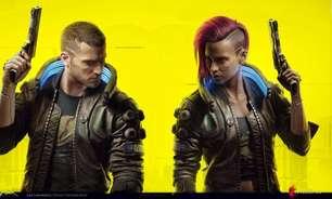Cyberpunk 2077 está retornando à PS Store, após seis meses sumido