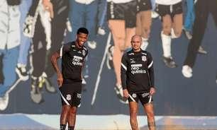 Corinthians finaliza preparação para encarar o Red Bull Bragantino; veja relacionados e provável time