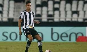 Botafogo negocia saída do jovem zagueiro David Sousa para o Cercle Brugge, da Bélgica