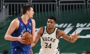 NBA anuncia times ideais da temporada