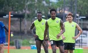 Em alta na Tailândia, Evson espera grande temporada no Chiamgmai United