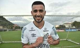 Camacho é anunciado como reforço do Santos e pode estrear contra o Fluminense
