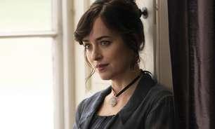 Persuasão: Primeiras fotos mostram Dakota Johnson em romance de Jane Austen
