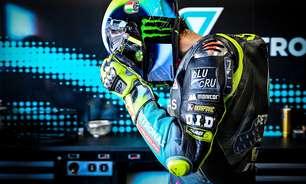 """Rossi espera levar bom ritmo de teste para GP da Alemanha: """"É um circuito traiçoeiro"""""""
