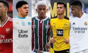 Cinco brasileiros concorrem ao prêmio Golden Boy de 2021