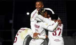 Trote em Gustavo Apis e time de guerreiros: os bastidores do empate do Fluminense no Brasileirão