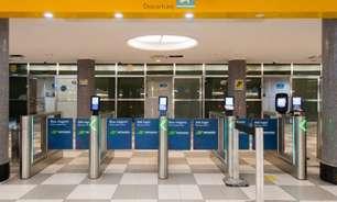 Ponte aérea Rio-SP recebe embarque por biometria facial no aeroporto