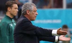 Fernando Santos diz que vitória de Portugal 'foi justa', elogia Cristiano Ronaldo e fala que ele 'marcará mais'