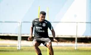 Jemerson, do Corinthians, comemora recuperação de lesão: 'Sensação muito ótima'