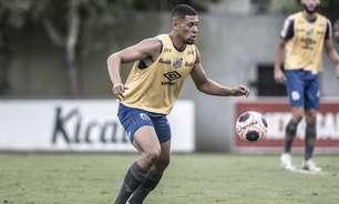Covid e lesão atrasam volta do zagueiro Alex ao Santos