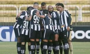 Após vitórias no Rio, Botafogo terá dois desafios fora de casa e maratona de viagens longas na Série B