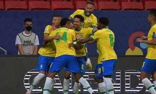 Copa América no SBT supera Globo em cinco capitais e registra melhor audiência em SP desde 2008