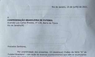 Clubes criam liga com objetivo de organizar o Brasileiro