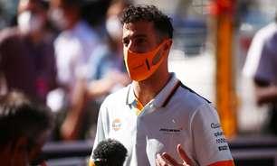 """Ricciardo coloca prazo de um ano de adaptação para """"ser mais completo"""" na McLaren"""