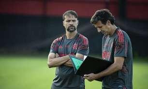 Flamengo finaliza preparação para decisão contra o Coritiba, na Copa do Brasil