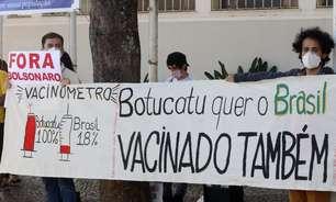Botucatu imuniza moradores e estende vacinação a visitantes