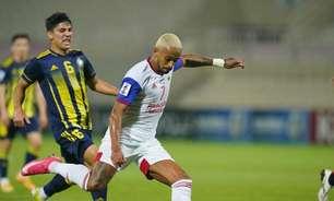 Caio Lucas avalia temporada no Sharjah e prepara retorno ao Benfica