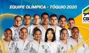 Com 13 convocados, seleção de judô anuncia lista para os Jogos de Tóquio