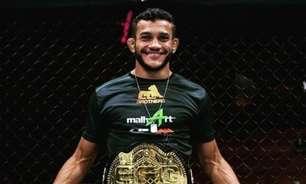 Motorista de aplicativo, Reinaldo Ekson conquista de cinturão do maior evento de MMA da África; Gian Patolino impressiona em revés