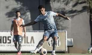 Andres Rueda confirma renovação de Sandry com o Santos