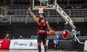 Balbi celebra renovação com o Flamengo: 'Seguir brigando por todos os títulos possíveis'
