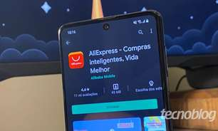 AliExpress promete entregas internacionais em até 7 dias no Brasil