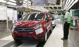 Ford deve pagar R$ 2,5 bilhões ao governo da Bahia após encerrar produção de automóveis