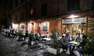Itália registra 1,4 mil casos e 52 vítimas por Covid em 24h