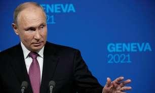 Putin diz ter concordado com Biden em iniciar consultas sobre segurança cibernética