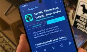 Spotify Greenroom é lançado para concorrer com Clubhouse e Twitter Spaces