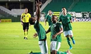 Com gol de Bruno Mezenga, Goiás vence CRB pela Série B