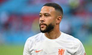 Depay sinaliza acordo com Barcelona, mas garante concentração na Eurocopa: 'Estou focado na seleção'
