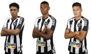 Bom momento do sistema defensivo do Botafogo valoriza atletas da base