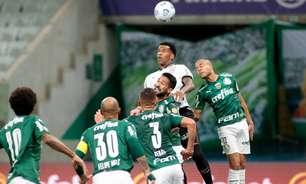 Palmeiras conta com bom desempenho fora de casa para embalar no Campeonato Brasileiro