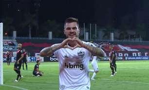 Galo nega que esteja negociando o meia Nathan com o Grêmio