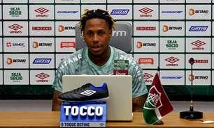 Abel Hernández exalta Fred e diz que decisão sobre quem bateria o pênalti do Fluminense foi de Roger
